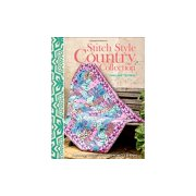 David&Charles Stitch Style Country Collection Bk