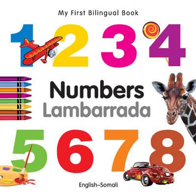 My First Bilingual Book–Numbers (English–Somali)
