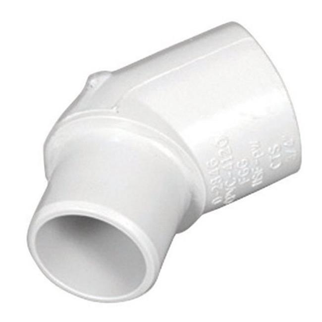 King Brothers RCS-0500-S 45 deg Street Elbow  0.5 in. - image 1 of 1