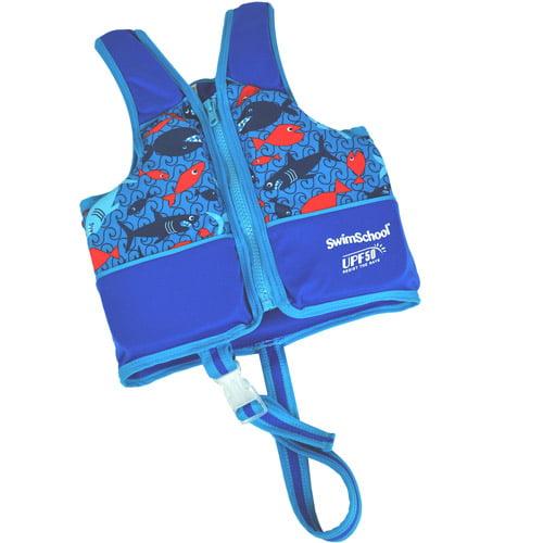 Boys' Swim Training Vest, Small