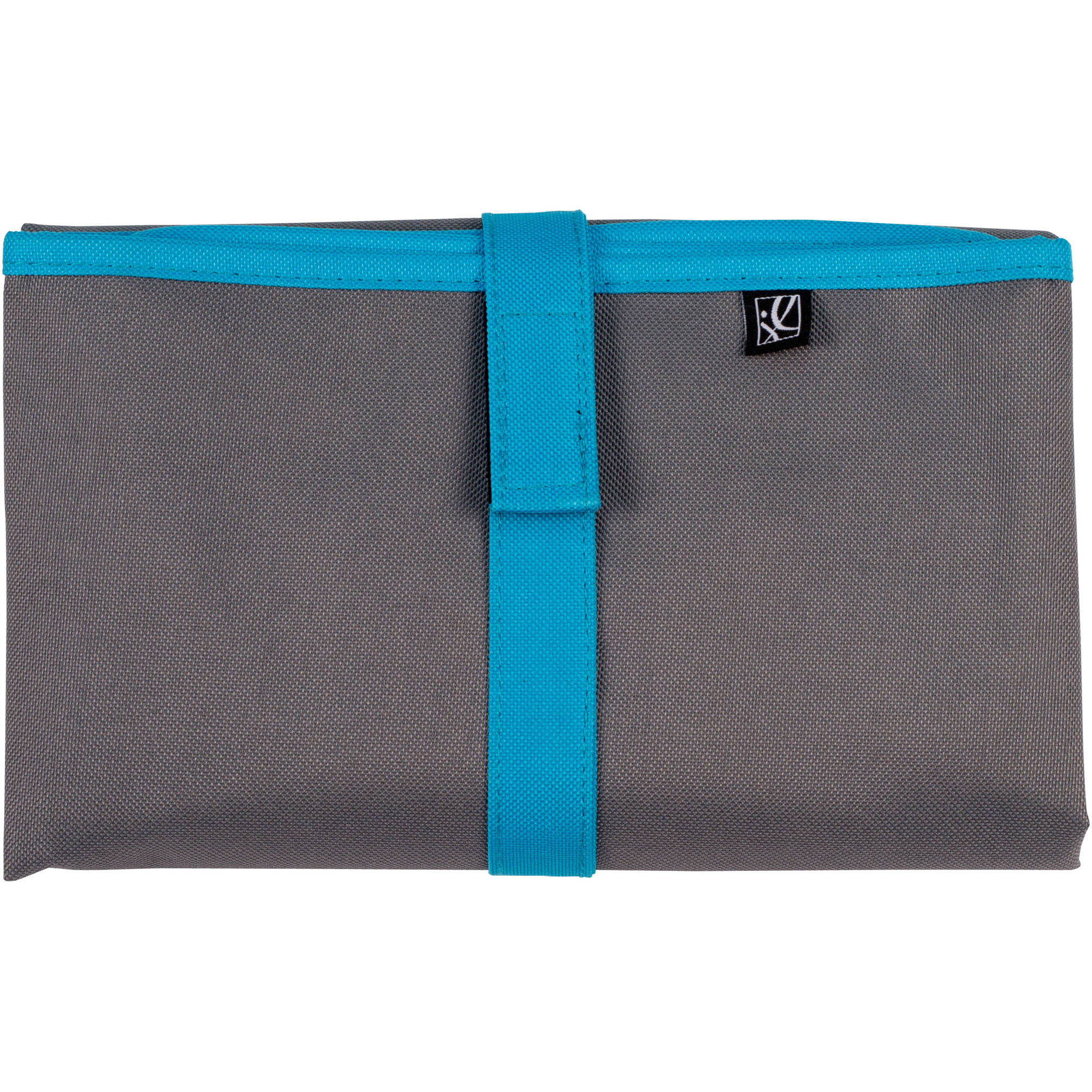 J.L. Childress Full Body Changing Pad, Gray Teal by J.L. Childress