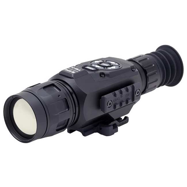 ATN Thor-HD 384 4.5-18x Thermal Rifle Scope 18x 25 mm Weather Resistant Night Vision by ATN
