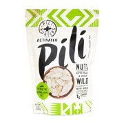 Himalayan Salt and Coconut MCT Oil, The Original Wild Sprouted Pili Nut, Perfect Keto Friendly Snack, Vegan, Paleo and Keto Certified