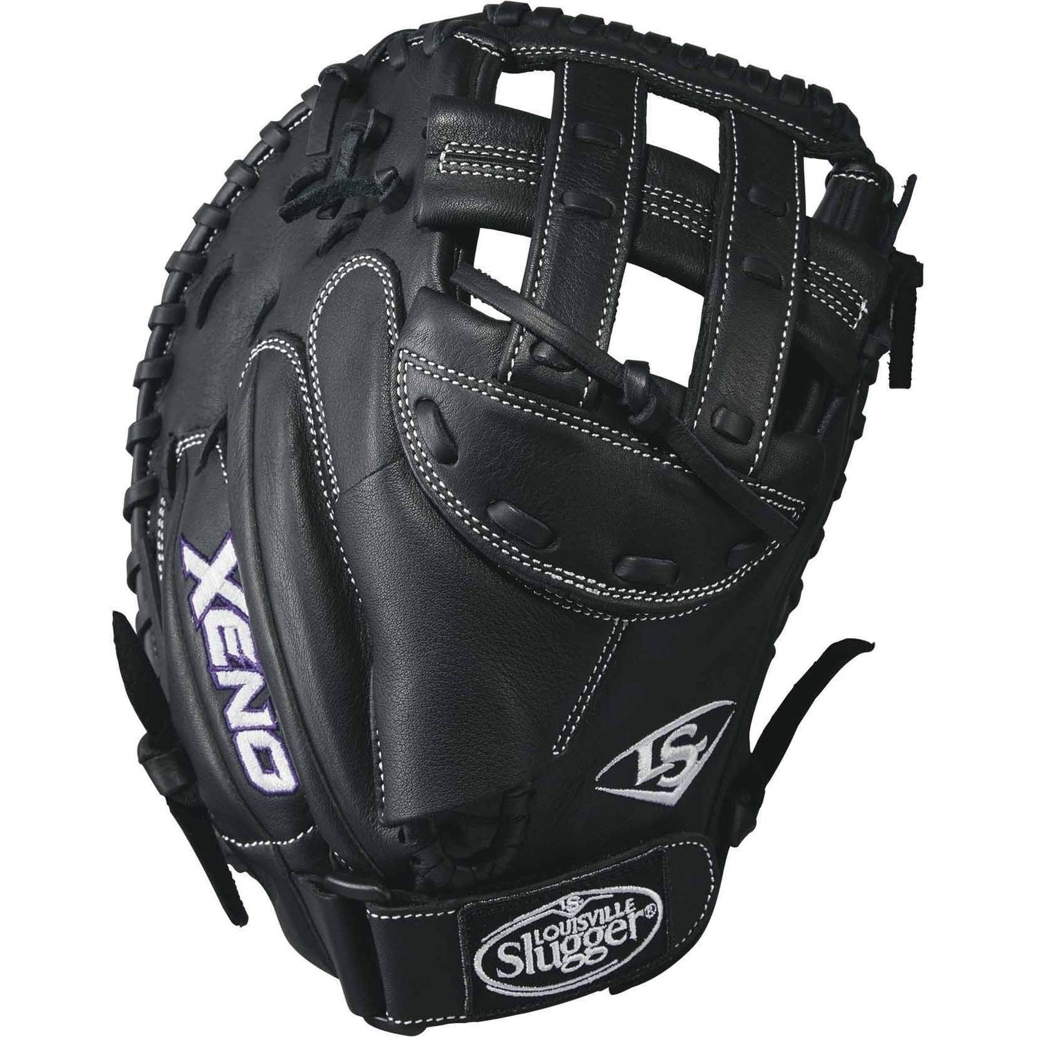 "Louisville Slugger Xeno Catcher's Mitt, Right Hand Throw, 33"" by Athletic Connection"