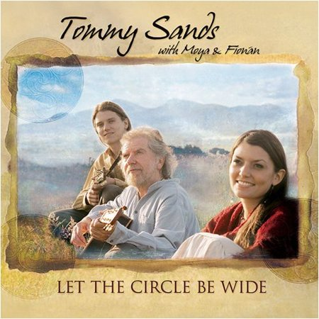 Tommy Sands - Let the Cirlce Be Wide (CD) - image 1 of 1