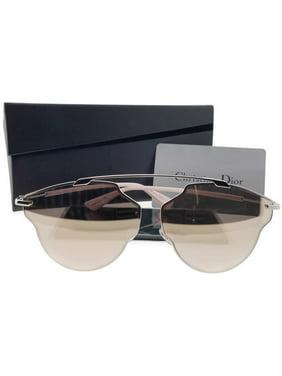 8139aedd61 Product Image Christian Dior DIORSOREALPOP-3YZSQ-59 Palladium Frame Rose  Gold Lens Sunglasses