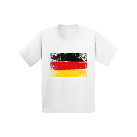 Awkward Styles Germany Flag Youth Shirt Flag of Germany German Youth German Kids Shirt Kids Germany Soccer Tshirt Soccer Gifts for Boys Germany Shirt for Girls German Soccer 2018 Tshirt Germany Gifts - German Beer Girls