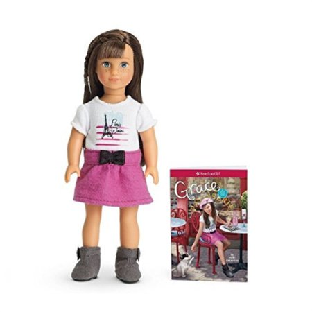 american girl girl of the year 2015 mini doll brand new grace thomas ()