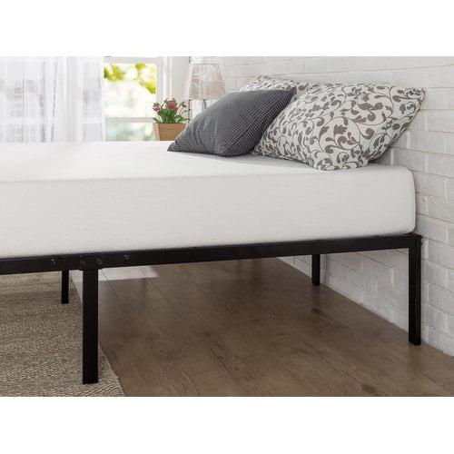 Alwyn Home Blough Classic Metal Platform Bed Frame