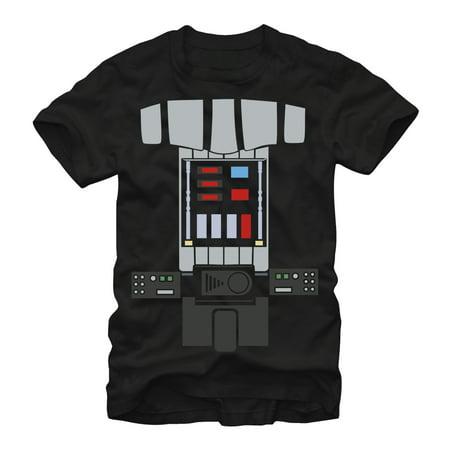 Star Wars Men's Becoming Darth Vader T-Shirt - Sith Outfit