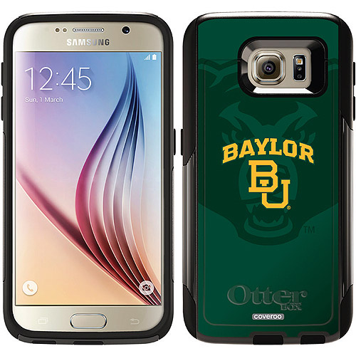 Baylor Watermark Design on OtterBox Commuter Series Case for Samsung Galaxy S6