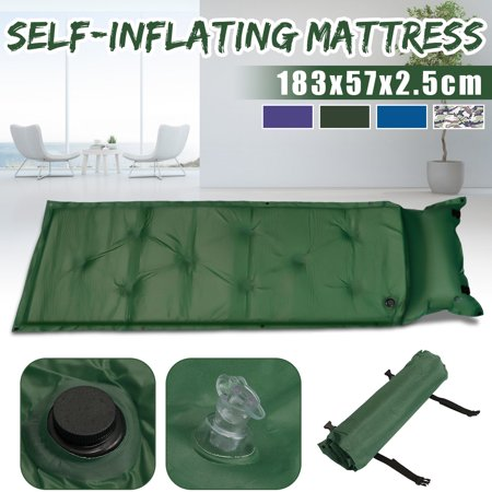 183x57x2 5cm Self Inflating Air Mattress Outdoor Camping