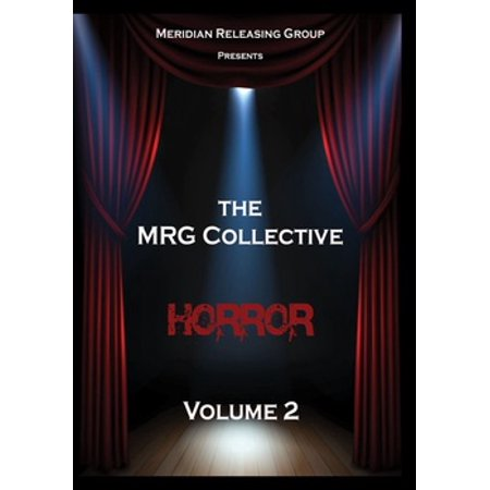 The MRG Collective Volume 2: Horror (DVD) (Choose The Best Definition Of Collective Security)