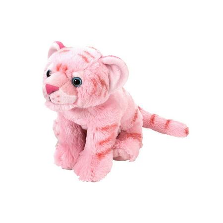 """Wild Republic - Cuddlekins - Pink Tiger - 12"""""""