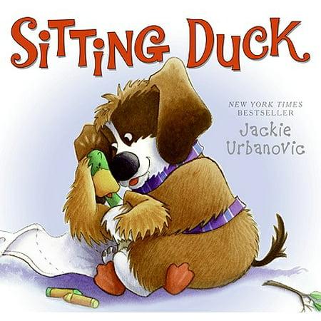 Sitting Duck Hardcover