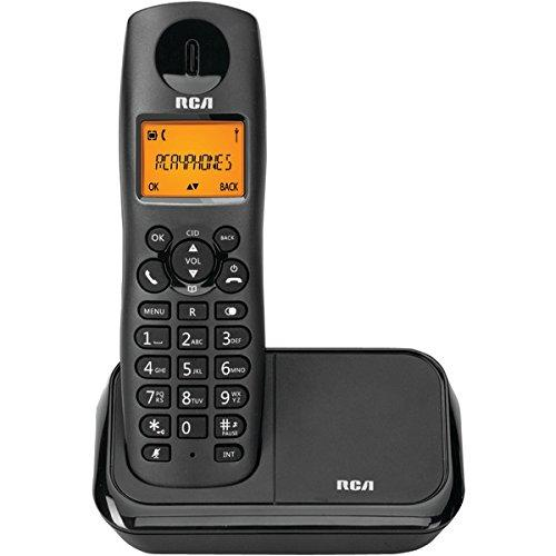Rca 2161-1bkga Element Series Dect 6.0 Cordless Phone With Caller Id [1-handset System]