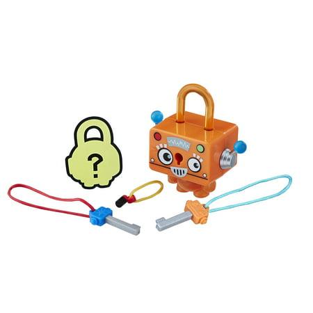 - Lock Stars Basic Assortment Orange Robot -- Series 1