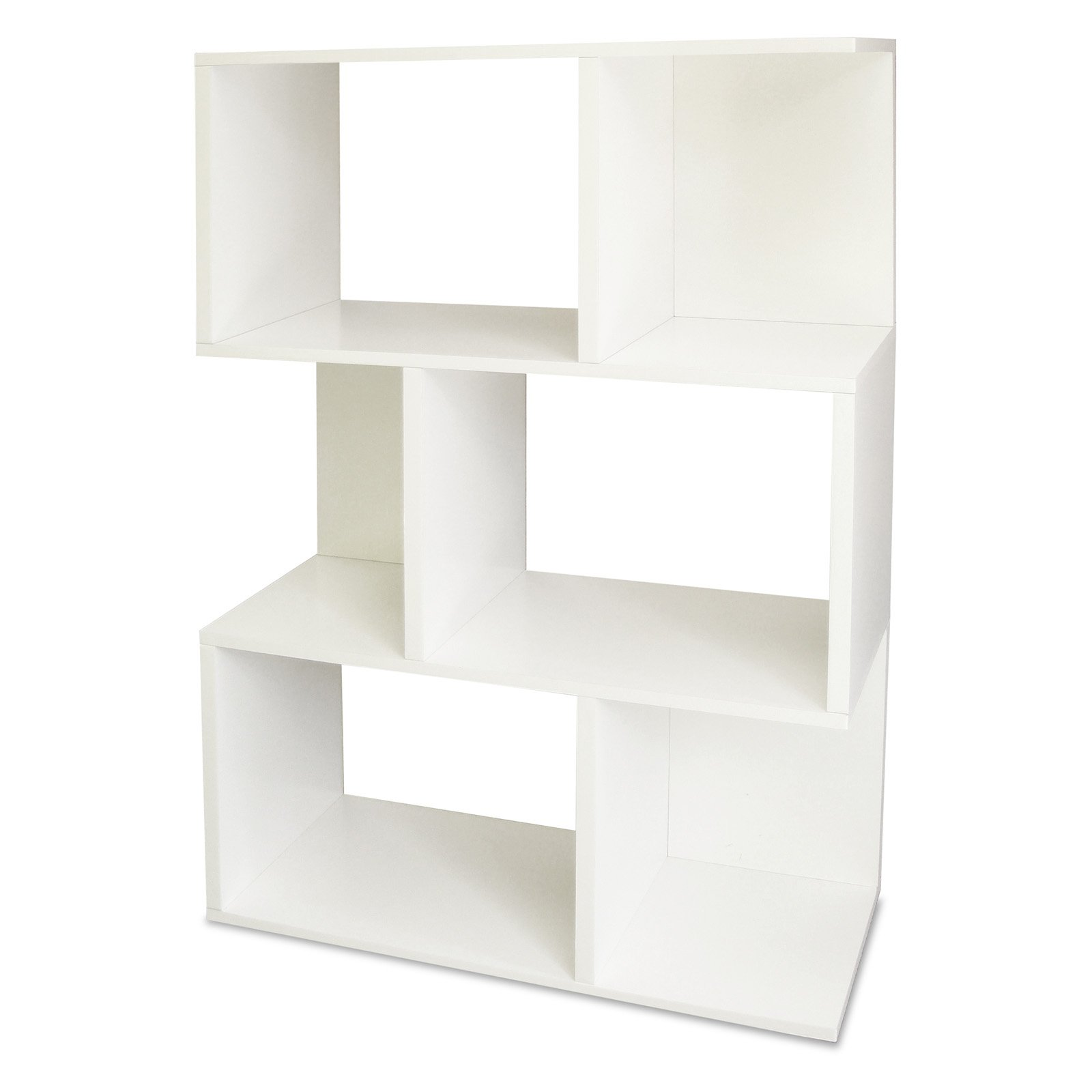 Way Basics Madison Bookcase and Room Divider