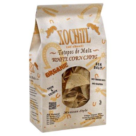 Xochitl White Corn Chips Mexican Style, 16.0 OZ