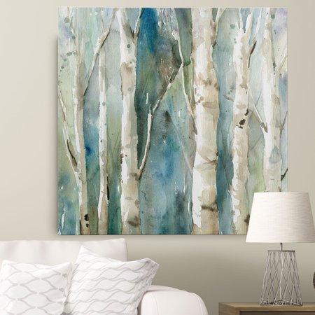 - Wexford Home  Carol Robinson 'River Birch I' Canvas Wall Art 32X32