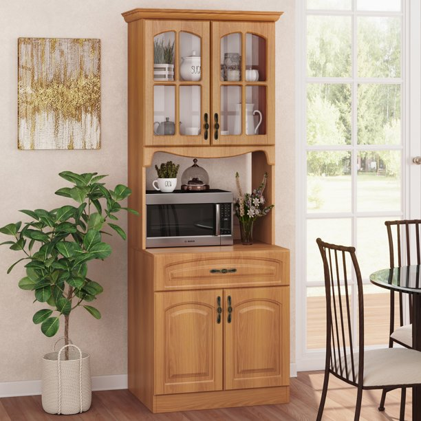 Living Skog 73 Pantry Kitchen Storage, Wayfair Dining Room Storage Cabinets