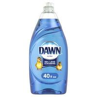 Dawn Ultra Liquid Dish Soap, Original Scent, 40 Fl Oz