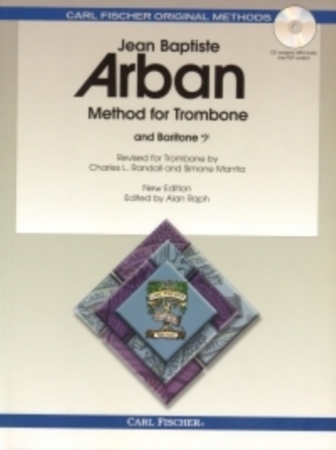 Arban Method For Trombone and Baritone (Paperback) by