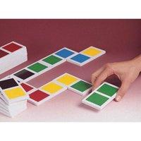 Jumbo Color Dominoes