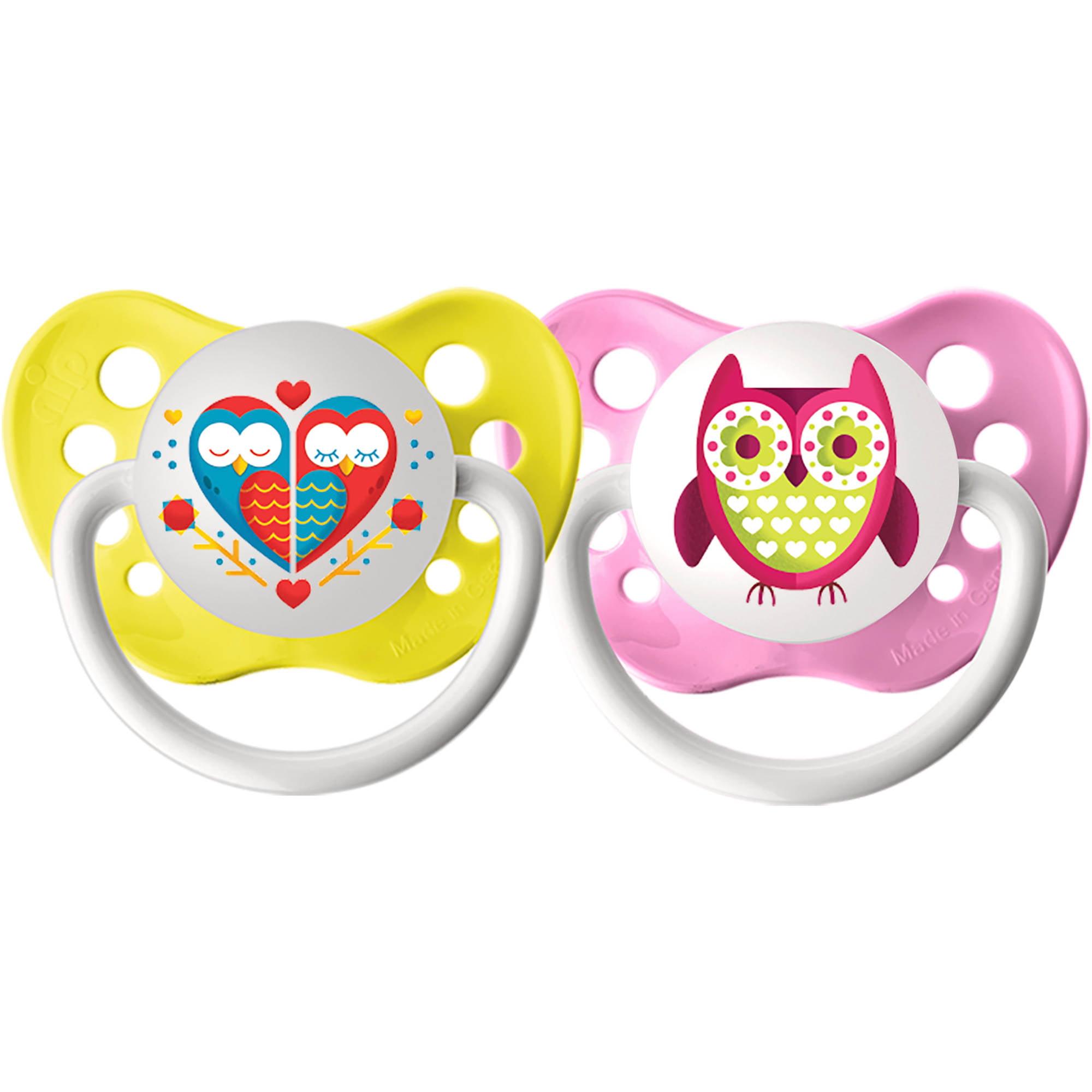 Ulubulu Love Birds/Owl, 6-18 Month, 2 -Pack