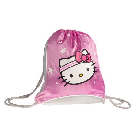 Hello Kitty Sports Sackpack - Pink ()