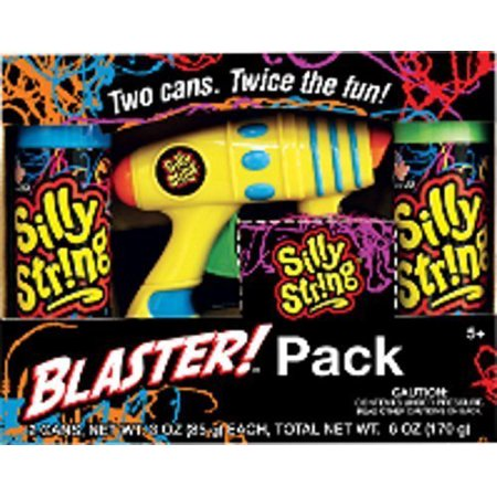 Silly String Blaster Pack - Cheap Silly String