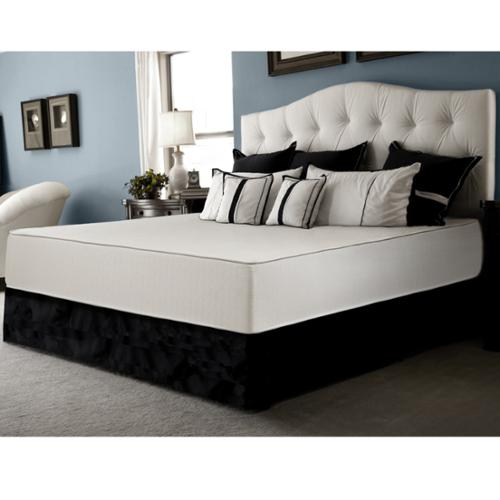 Select Luxury  Flippable Firm 10-inch Queen-size Foam Mattress