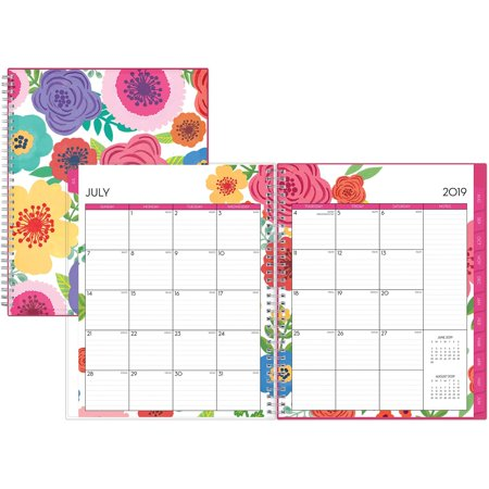 Blue Sky, BLS100149, Mahalo CYO 8.5 x 11 Weekly/Monthly Planner, 1 Each, Multicolor (Monthly Planner Stapled)