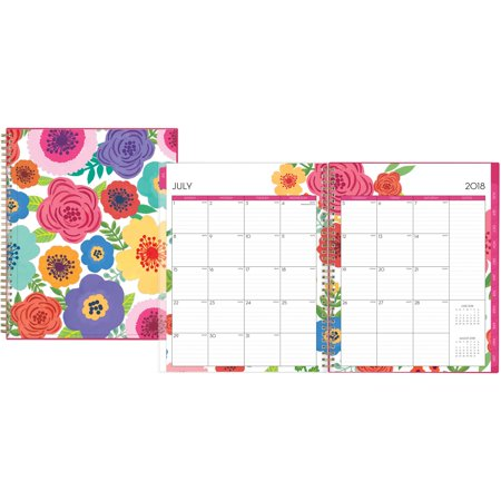 Franklin Covey Monthly Planner (Blue Sky, BLS100149, Mahalo CYO 8.5 x 11 Weekly/Monthly Planner, 1 Each, Multicolor )