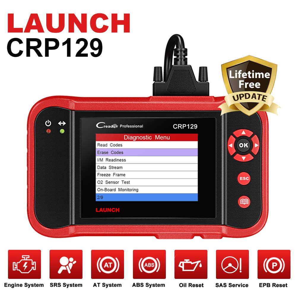 Diagnose-Scanner LAUNCH Auto-Diagnose-Set CRP129/Premium Pro