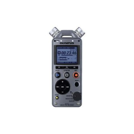 Olympus LS-12 Digital Voice Recorder PCM Linear by