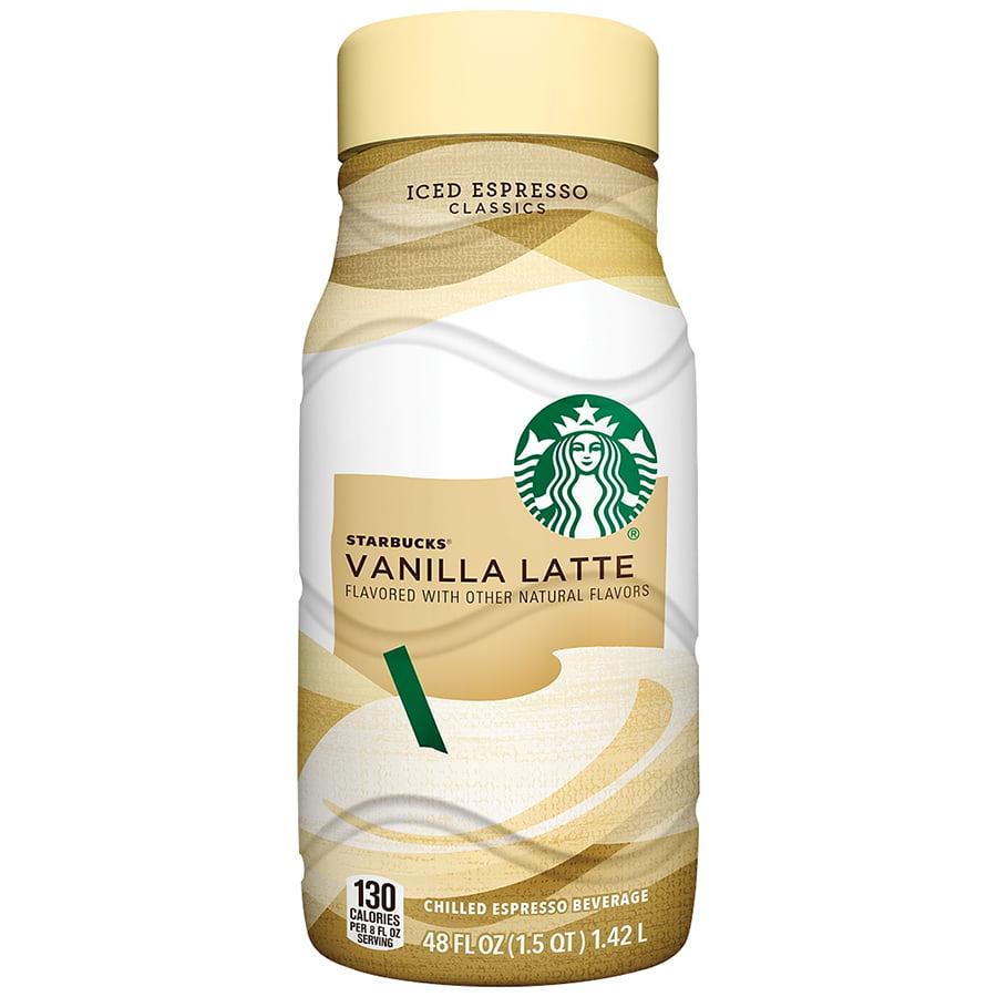 Starbucks Vanilla Latte Iced Espresso 48 fl. oz. Bottle