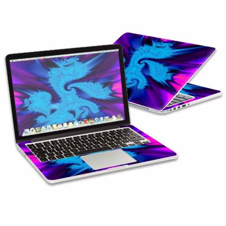 Skin Decal Wrap for Apple MacBook Pro 13 Retina sticker Abstract Hearts