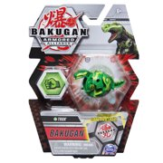 Bakugan, Trox, 2-inch Tall Armored Alliance Collectible Action Figure and Trading Card