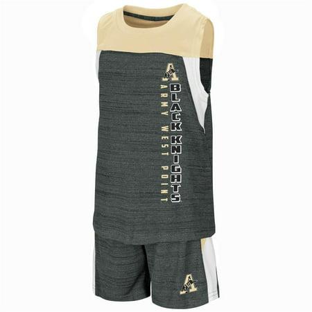 b40416b0e3b8d Colosseum Athletics - Army Black Knights Toddler Shorts and Tank Top Set -  Walmart.com