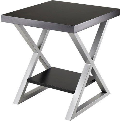 Korsa end table black for Table 430 52
