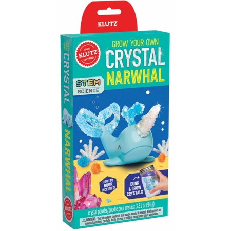 CRYSTAL NARWHAL GROW YOUR OWN