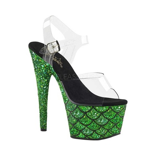 Women's Pleaser Adore Offer 708MSLG Platform Sandal/ Special Offer Adore /Gentleman/Lady 61ac31