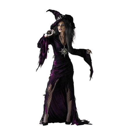 Sorceress Teen Halloween Costume - One Size](Adult Sorceress Costume)