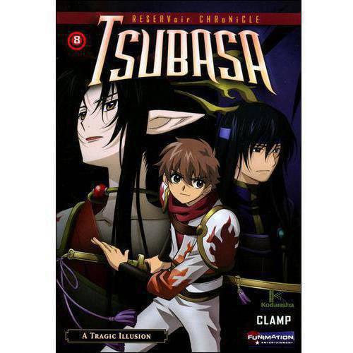 Tsubasa: Reservoir Chronicle: A Tragic Illusion, Vol. 8