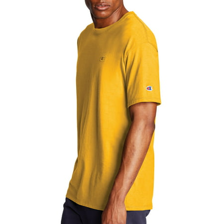 Champion Men's Solid Classic Jersey T-Shirt, Sizes S-2XL