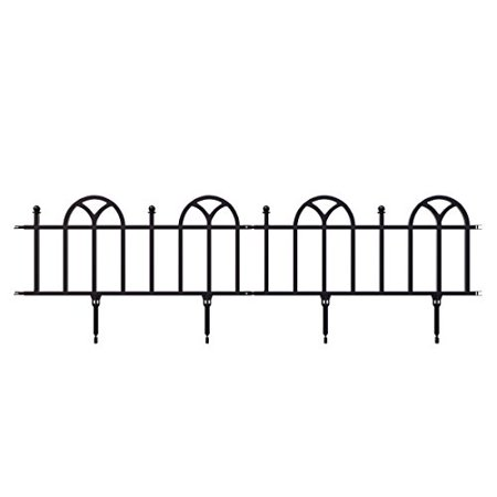 Terra Trade Victorian Gate Fencing - Stylish Landscape Accent By Pure Garden ()