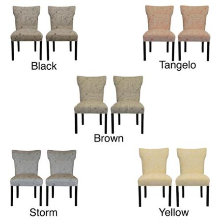Sole Designs Bella Newsletter Dining Chair Bella Dining Chair