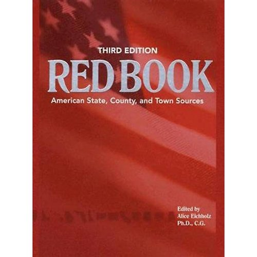 Red Book: American State, Country & Town Sources