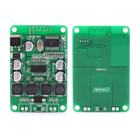 Qiilu TPA3110 2x15W Bluetooth Audio Power Amplifier Board AMP for Speaker,Power Amplifier Board, Electronic Amplifier - image 2 of 6